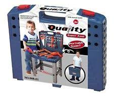 Toddler Tool Benches Powertrc Toy Tool Set Workbench Kids Workshop Toolbench Ebay