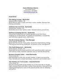 viking writing template 23 astonishing how to write a bartender resume as an objective for