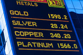 how are metal prices determined