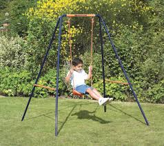 small swing sets u003d fun in your backyard cool outdoor toys