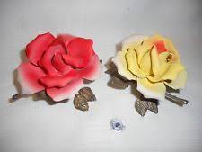 capodimonte roses capodimonte capodimonte ebay