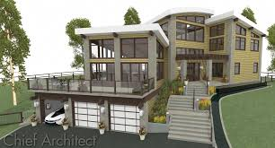 home design software chief architect home design software sle gallery exterior