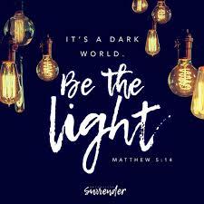 bible verse matthew 5 14 be the light god loves me pinterest