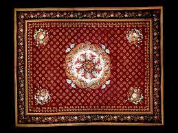 tappeto aubusson tappeto aubusson antico in vetrina