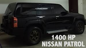 nissan patrol 2016 dubai man builds a 1 400hp nissan patrol with a monster turbo