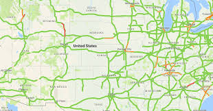 Google Maps Salem Oregon by Google Maps Shows Traffic Jams Along Path Of Eclipse