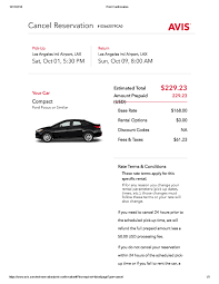 rent lexus toronto avis car rental customer service complaints department