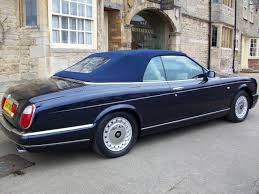bentley corniche convertible 2000 rolls royce corniche v convertible for sale