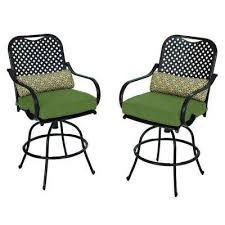 Bar Height Patio Chairs by Bar Height Outdoor Dining Chairs Patio Chairs The Home Depot