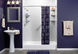 bathroom impressive bathroom remodel ideas with shower with bathroom good remodel ideas with white pedestal bath sink dark blue wall paint color shower floral