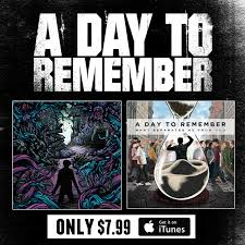 a day to remember victory records