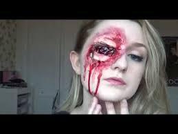 Carl Walking Dead Halloween Costume Walking Dead Carl Grimes Shot Eye Makeup Tutorial