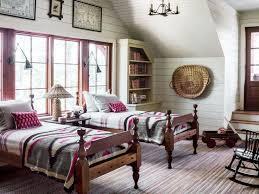 Cabin Bedroom Ideas Interior Cabin Bedrooms Country Lake House Interior Design Ideas