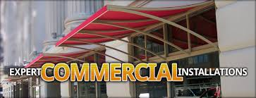 Industrial Awnings Canopies Belle Isle Awning Michigan U0027s Awning Experts Since 1931