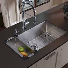 Best Gauge For Kitchen Sink by 16 Gauge Stainless Steel Kitchen Sinks Awesome Inch Stainless