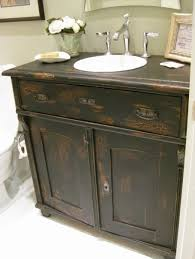 Where To Buy Bathroom Vanities by Antique Sideboard Used As Bathroom Vanity Eclectic Bathroom
