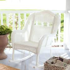 resin outdoor rocking chairs coral coast bay resin wicker rocking