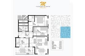 mcg floor plan mcg panorama muratçeşme real estate