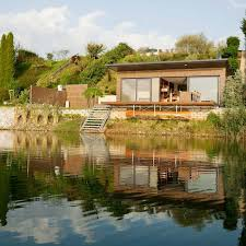 small house in lake house in graz clear intentions modern cabins