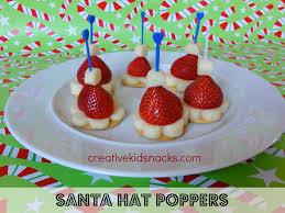 santa hat poppers