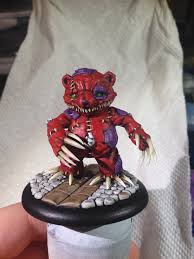 some creepy teddy bears and bases for their friends guslado u0027s games