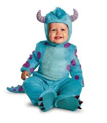 Baby Biker Costume Toddler Halloween Disney Pixar Monsters University Sulley Baby Toddler Halloween