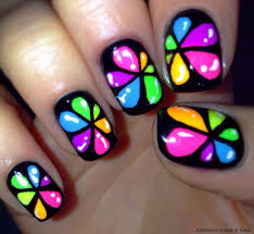 best 25 colorful nail ideas on pinterest color nails colorful