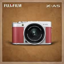 blibli fuji shop introducing the fujifilm x a5 the smallest and lightest mirrorless