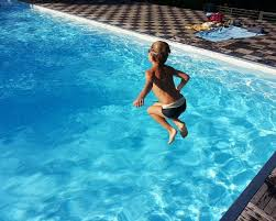 outdoor pools in and around staffordshire