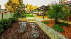 residential landscaping perth hills wa minda mia