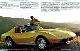 74 corvette stingray 1974 corvette specs colors facts history and performance
