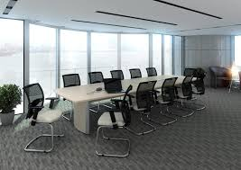 Office Boardroom Tables Only 1 250 00 Aerofoil Boardroom Table 2800mm X 1300mm Elite