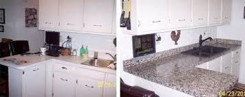 Refinish Kitchen Countertop Kit - giani granite paint kit for rv countertops how to