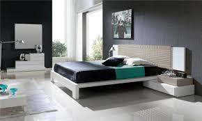 chambre coucher blanc et noir chambre lit noir lit noir avec tte de lit capitonne 160 literie