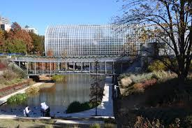 Oklahoma City Botanical Garden Myriad Botanical Garden Picture Of Myriad Botanical Gardens
