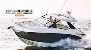 sport boats sport cruisers sport yachts yachts sea ray boats