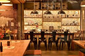 which hong kong restaurants have the most beautiful interiors