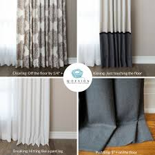 how long should curtains be how long should my living room curtains be thecreativescientist com