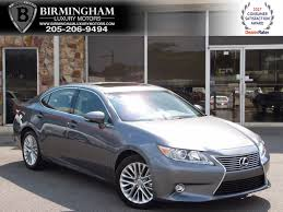lexus sedan 2014 2014 used lexus es 350 4dr sedan at birmingham luxury motors al