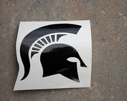 Michigan Sparty Halloween Costume Michigan Etsy
