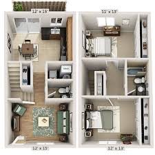 Av Jennings Floor Plans Bennington Heights Rentals St Louis Mo Apartments Com