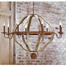 regina andrew design 16 1082 fabian wood bead chandelier light