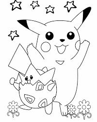 pokemon color pages pikachu coloring pages delightful togepi coloring pages pokemon togepi