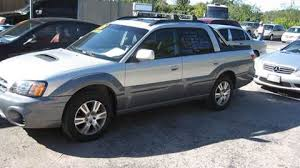 Cars For Sale In New Port Richey Fl Subaru Baja For Sale In Florida Carsforsale Com