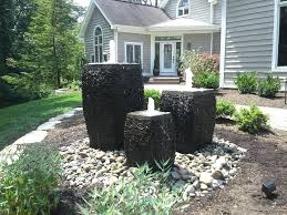 outdoor water features with lights large garden water fountains outdoor water features fountains ponds