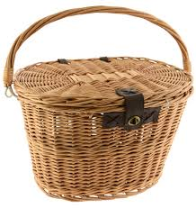 wicker basket with lid dawes cycles touring tandem and sportif bikes