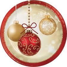 bulk christmas christmas tableware disposable bulk my paper shop
