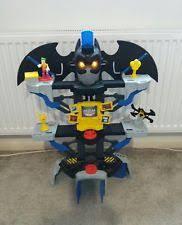 imaginext batcave fisher price imaginext batman toys ebay