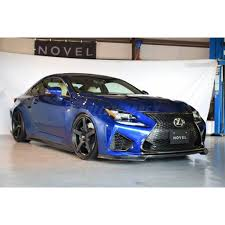 lexus rc 350 for sale los angeles novel full body kit carbon for the lexus rc f