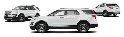Ford Explorer Awd - 2017 ford explorer awd platinum 4dr suv research groovecar